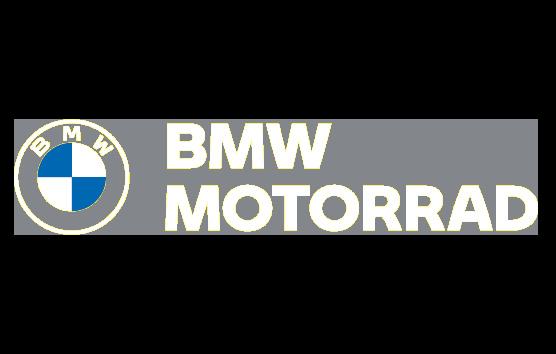 BMW Motorrad Logo in Menü finally